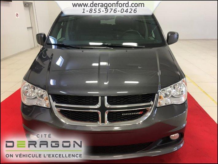 2015 Dodge Grand Caravan SXT PREMIUM PLUS CUIR MAGS STOW