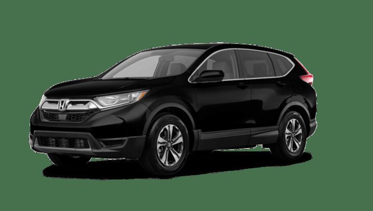 Honda Cr V Lx 2wd 2019 Deragon Honda In Cowansville Quebec