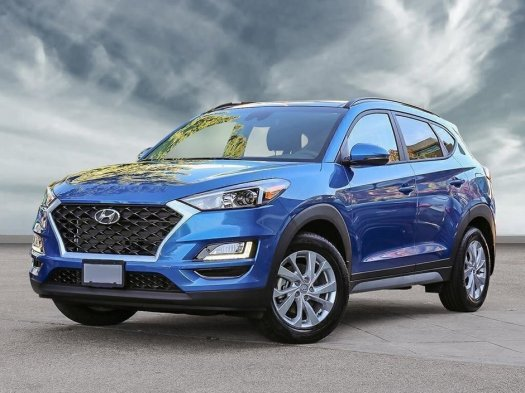 Hyundai Gallery | 2020 Hyundai Tucson AWD 2.0L Preferred ...