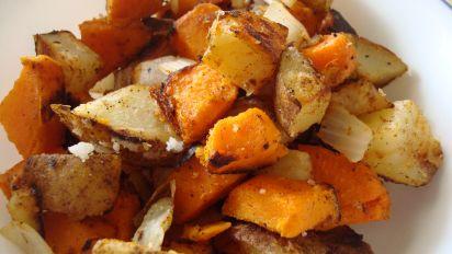 Click here for the recipe. Sweet Potato Home Fries Recipe Food Com