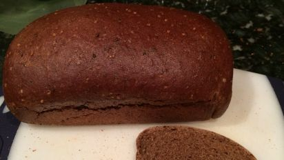 Russian Black Bread Recipe Genius Kitchen