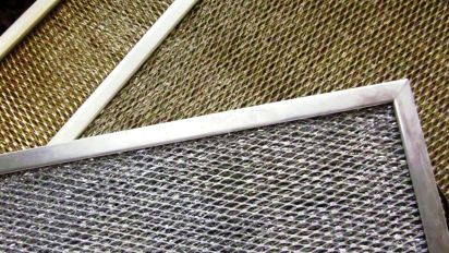 kitchen hood filters macy's sets how to clean recipe genius save
