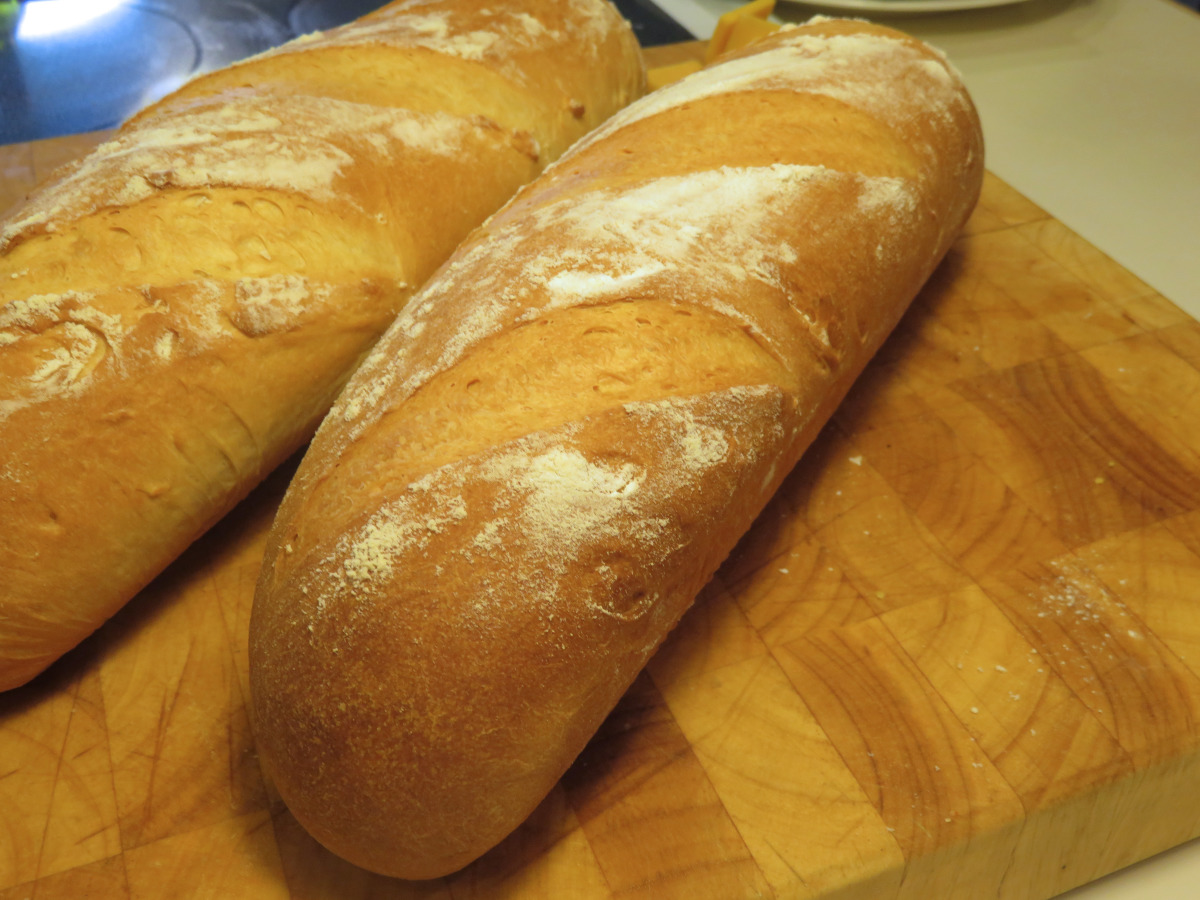marianne baguette traditional rustic french bread