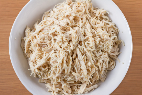 Image result for shredded chicken