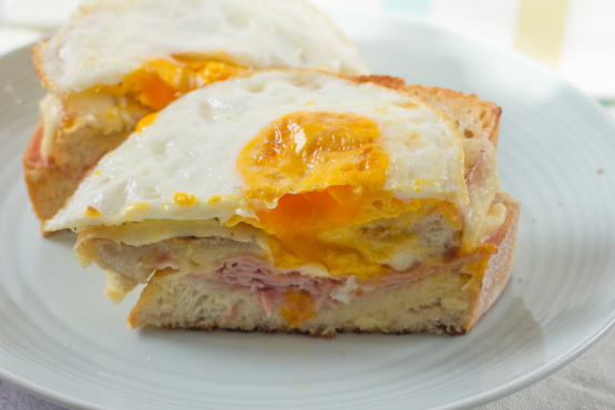 Croque Madame Recipe  Genius Kitchen