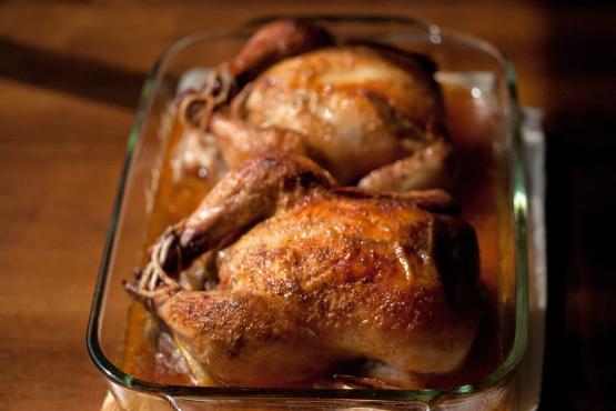 Easy Cornish Game Hens Recipe  Genius Kitchen