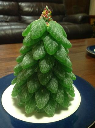 Mini Leaf Christmas Trees Recipe  Genius Kitchen