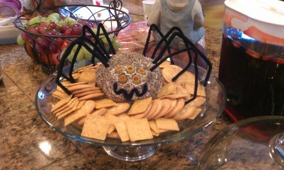 Cheese Ball  Great For Halloween Recipe  Foodcom