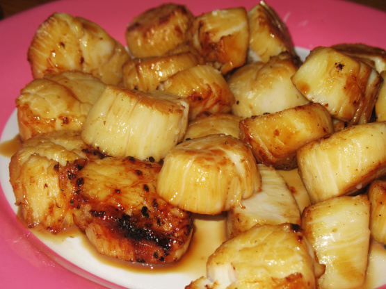 Seared Sea Scallops Recipe Genius Kitchen