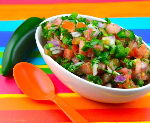 Pico De Gallo Recipe Foodcom