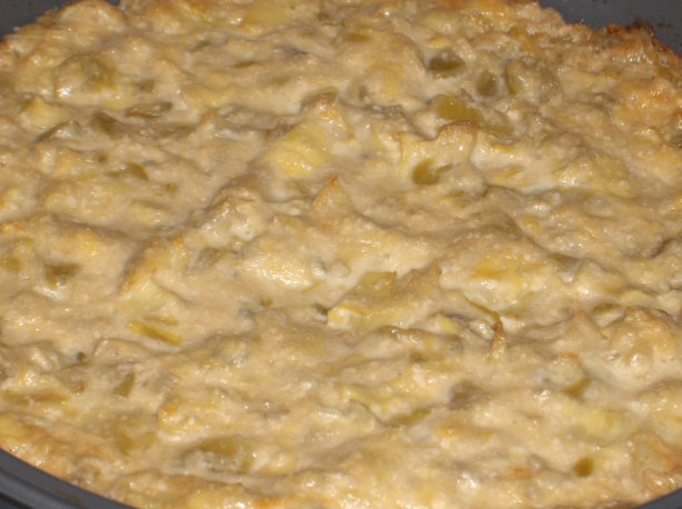 hot artichoke chili and parmesan dip recipe food com