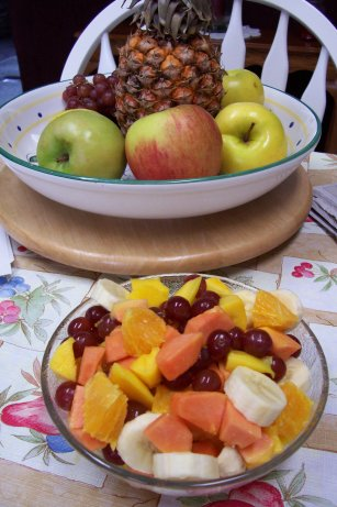 Ethiopian Fruit Salad Recipe  Foodcom