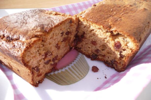 quick applesauce raisin bread recipe food com