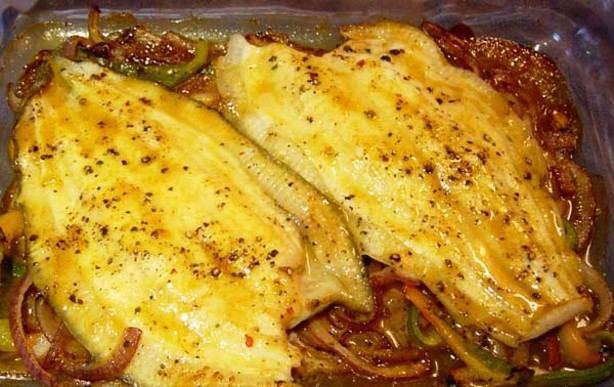 Honey Curry Sole Fillet Recipe  Foodcom