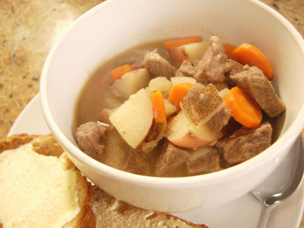 Quick And Easy Beef Stew Recipe - Food.com
