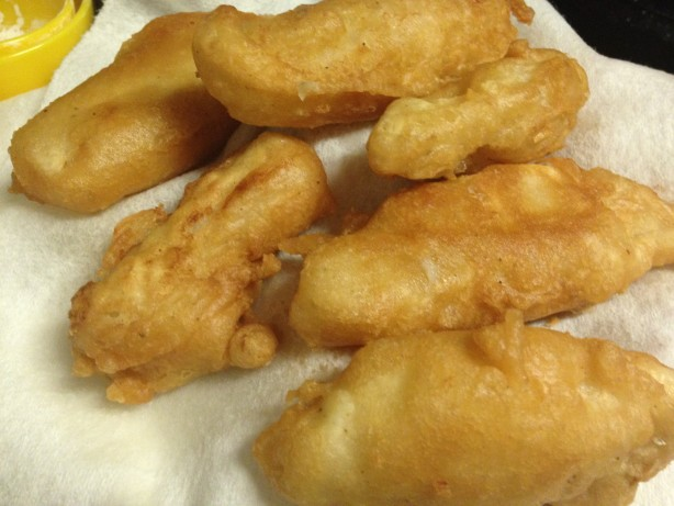 Crunchy Batter Fried Fish No Beer) Recipe - Food.com