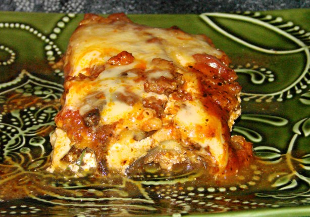 No Pasta Vegetable Lasagna Recipe  Foodcom