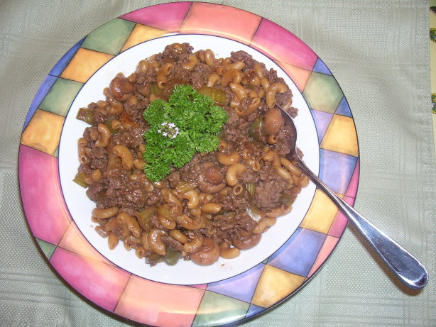 Ground Beef Chinese Style Recipe - Chinese.Food.com