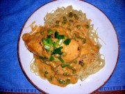 chicken and angel hair pasta recipe