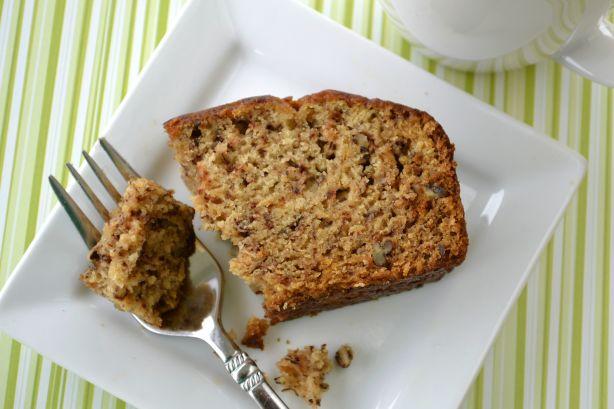 very moist banana nut bread recipe food com