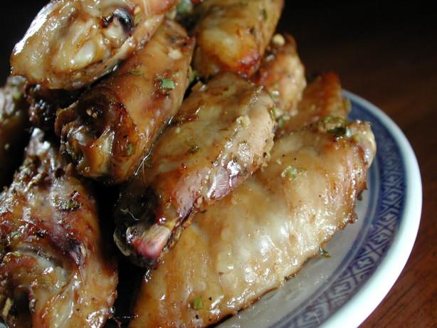 Bestever honey garlic chicken wings conserve money make chicken wings at home