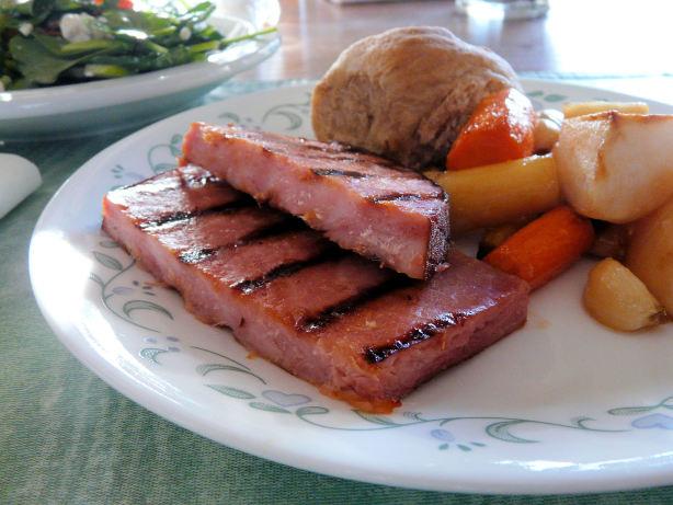 Traditional Ham Glaze Recipe