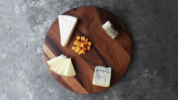 FIRST THINGS FIRST: CHEESE!