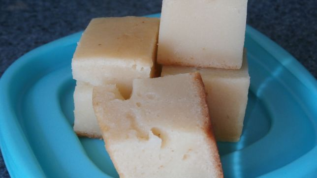 Hawaii: Butter Mochi