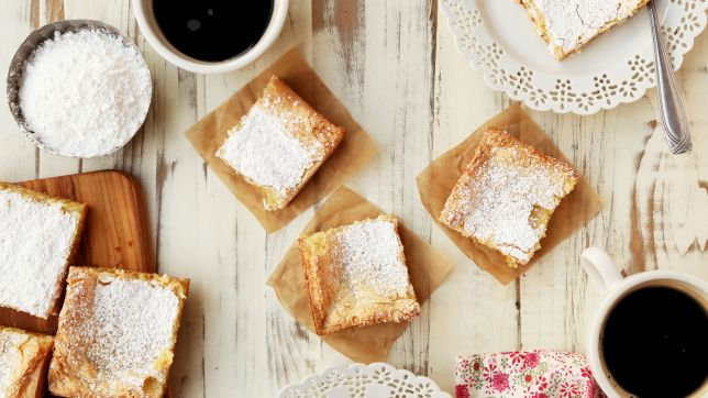 Missouri: Gooey Butter Cake