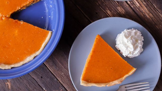 North Carolina: Sweet Potato Pie