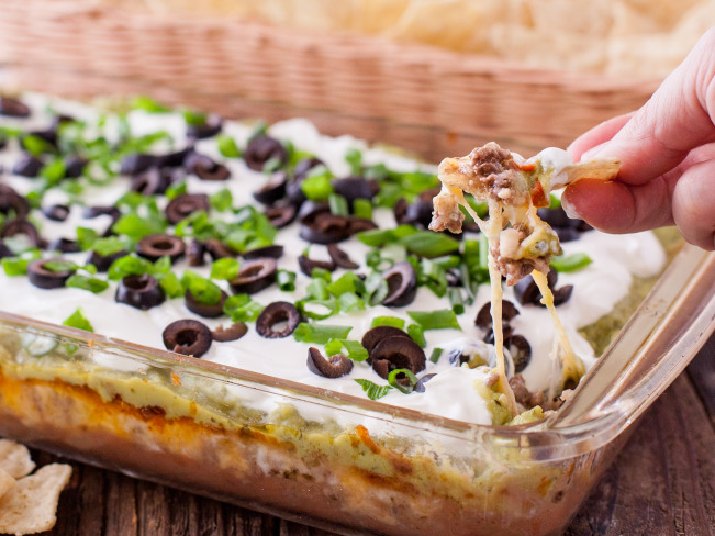 10 Graduation Party Food Ideas And Recipes Genius Kitchen