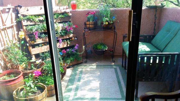 condo patio garden ideas - Condo Patio Garden Ideas