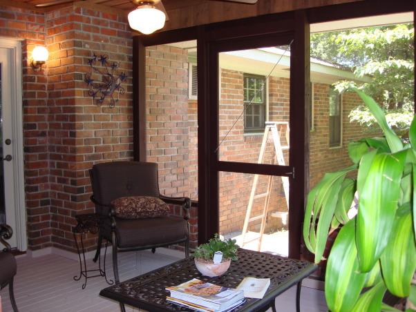 Screened Porch Decorating Ideas