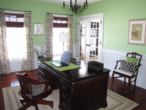 Home Office Den Ideas