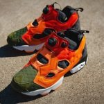4月8日発売 Reebok Insta Pump Fury Assymetrical Pack