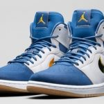 "更新 2016年発売予定 Air Jordan 1 Nouveau ""Dunk From Above"""