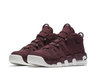 "海外5月1日発売予定 AIR MORE UPTEMPO '96 QS ""Night Maroon"" ""Bordeaux"""