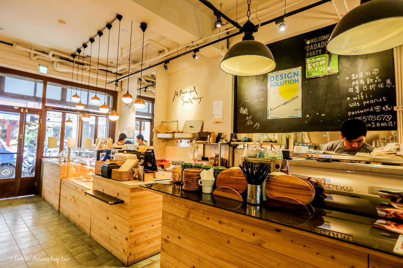 臺北迪化街8間特色老宅咖啡廳 | 臺北迷人的大稻埕老時光 - 白雪姬 喫趣玩