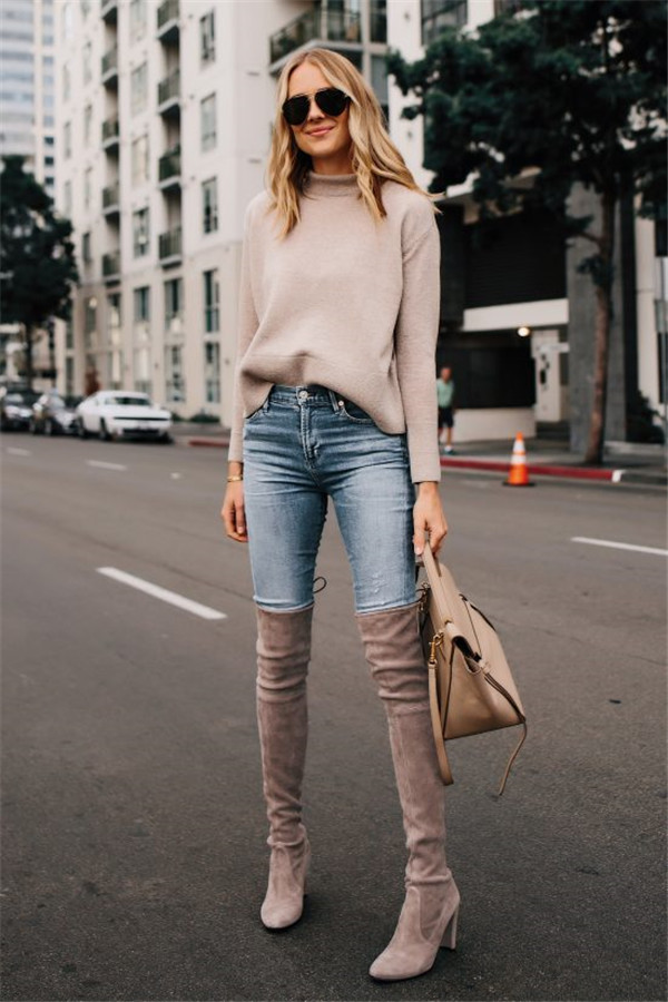 Looking for fall sweaters for women 2019? Perfect- because I'm going to show 70 of my go-to Sweater for the fall season.