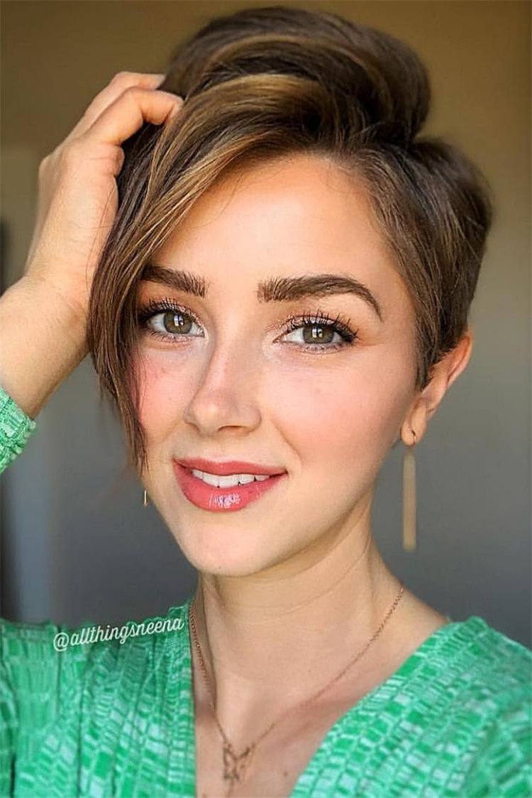 Top Hairstyle Trends for Short Hair in 2019; hairstyle; haircuts short hair; short hairstyle; short haircuts; #ShortHair #ShortHairstyle #ShortHaircuts