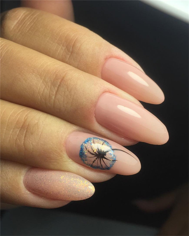 Summer Nails Colors Designs Ideas To Try 2019; Summer Nails; Summer nails colors; Summer nails gel; Summer nails art; Summer nails colors; #SummerNails #SummerNailsArt #SummerNailsDesigns; #SummerNailsColors
