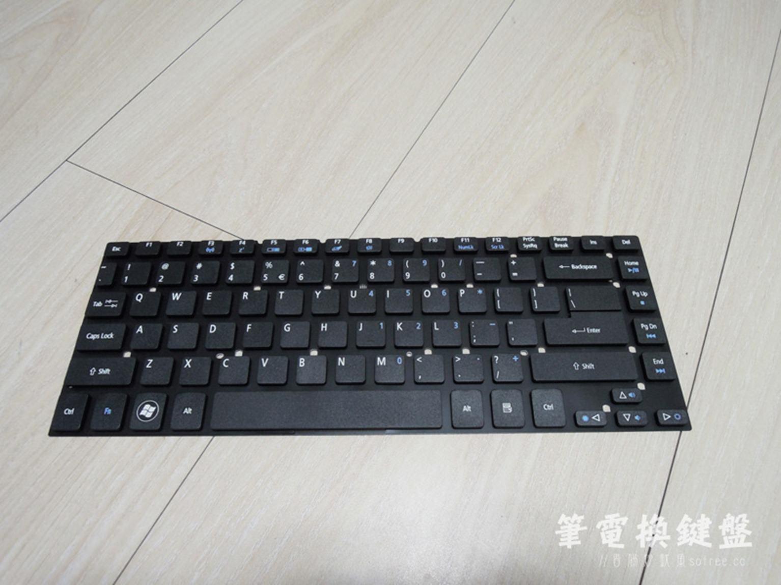 [教學]如何拆解更換ACER E1-472G 筆電鍵盤? - 香腸炒魷魚