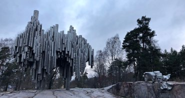 芬蘭赫爾辛基景點》西貝流士紀念碑Sibelius Monument●捍衛自由「芬蘭頌」 氣勢磅礡巨大管風琴紀念碑 西貝流士紀念碑交通方式 @西貝流士公園