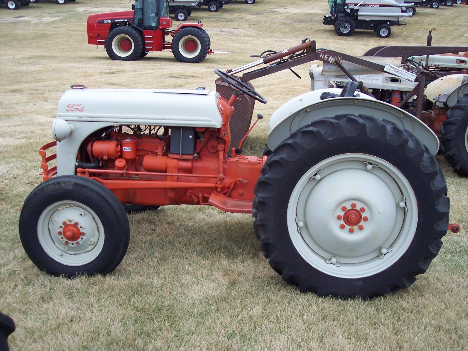 ford 8n tractor nest of wiring 1950 ebay