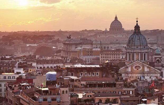 Le 5 frasi pi belle su Roma  Solo a Roma