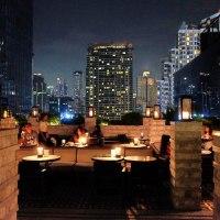 以時尚之名,曼谷空中奢華酒吧 ☆ VOGUE Lounge in MahaNakhon CUBE