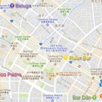 台中買醉地圖 TOP 7 ★ 質感酒吧裡的情慾流動(十八禁)