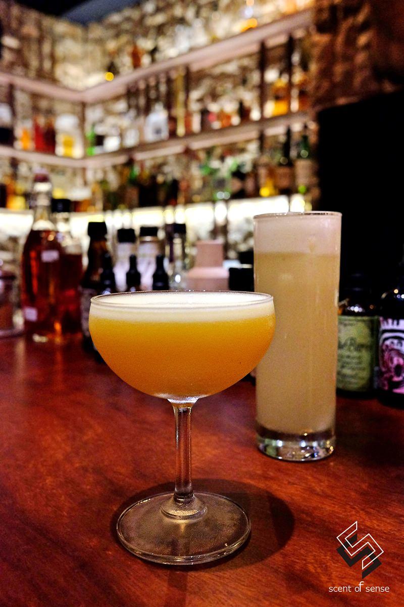 臺中酒吧新熱點,酒食主義的美好總和 《Sigma 西閣餐酒館》 - 質人星球。品玩生活