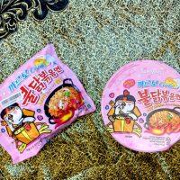 辣到厭世《韓國三養辣雞泡麵》全口味沒有制霸,只有8種