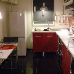 Small Kitchen Table Set Refinishing Oak Cabinets 宜家10款小户型厨房厨电设计效果高手级厨房收纳 郑州新房网 房天下 宜家